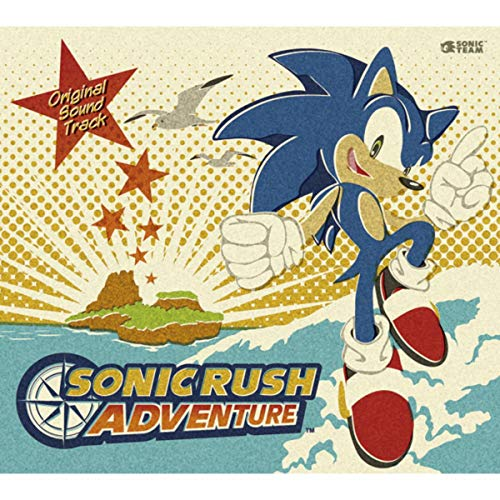 SONIC RUSH ADVENTURE Original Soundtrack [Bonus Track Version]