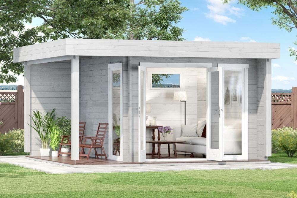 CARLSSON Dani-44 ISO - Conjunto de Muebles de jardín (44 mm de ...
