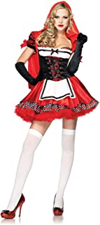 Sexy Divine Miss Red Riding Hood Womenu0027s Costume  sc 1 st  Amazon UK & Sexy Naughty Nerd Costume - Womens: Amazon.co.uk: Toys u0026 Games