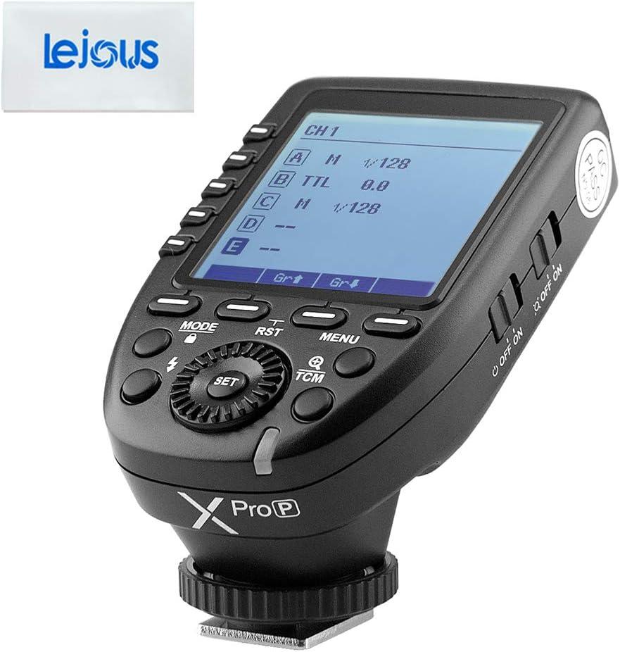 Godox XPro-P 2.4G TTL Wireless Flash Trigger Transmitter for Pentax K-1 KP K70 K50 645Z K-S2 K-3II