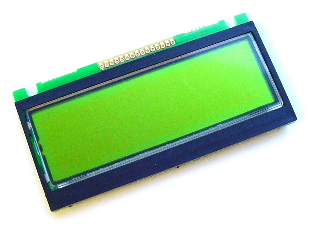 Peak Electronic Design 0712201377736de remplacement module LCD Alphanumérique, 59mm x 29,5mm 59mm x 29 5mm Peak Electronic Design Ltd