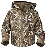 BANDED Boys River Youth Wader Jacket, Camo, Large
