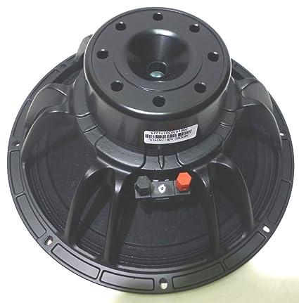 "Amazon com: Replacement 12 5"" Neodymium Woofer Speaker for Mackie"