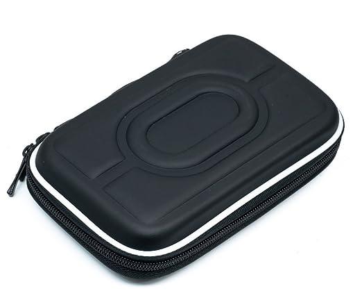 """1352 opinioni per QUMOX Nero 2.5"""" borsa Custodia rigida per HDD Portable Hard Drive Custodia"""