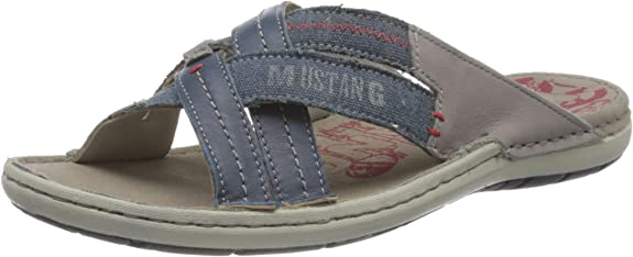 Mustang 4148-703-820 Mules Homme