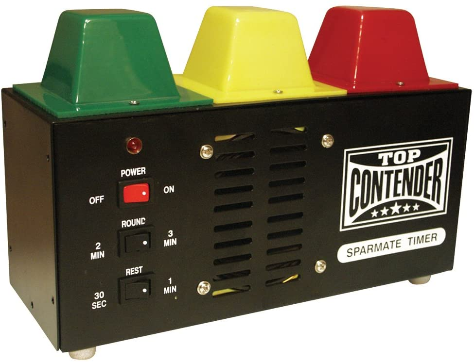Contender Fight Sports Spar-Mate Gym Timer : Boxing Ring Parts And Accessories : Sports & Outdoors