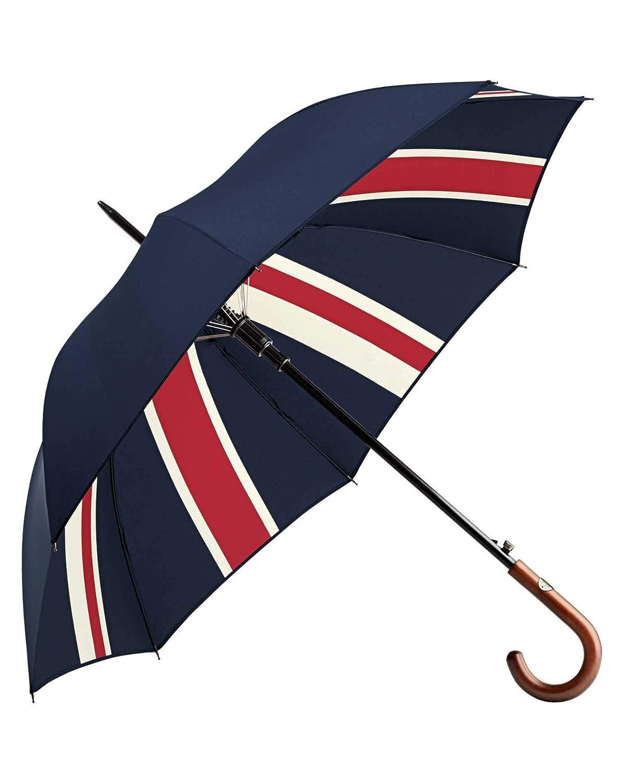 Charles Tyrwhitt Parapluie Drapeau Britannique   Rouge/Blanc/Bleu