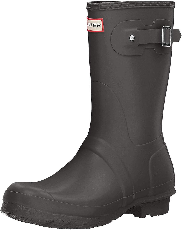 HUNTER Womens Original Short Rain Boot
