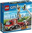 Lego City – 60111 – Le Camion d'Intervention des Pompiers