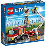 LEGO City Fire Utility Truck - building sets (Multicolour)