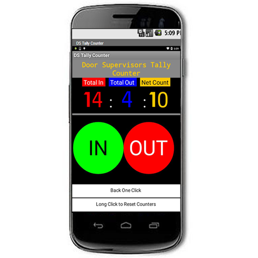 Amazon.com Tally Counter for Door Supervisor Bouncer Clicker FREE Appstore for Android  sc 1 st  Amazon.com & Amazon.com: Tally Counter for Door Supervisor Bouncer Clicker FREE ...
