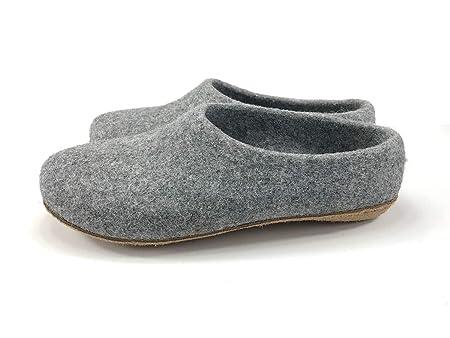 YOUKADA Mens Slippers Non Slip House Slippers for Men Memory Foam Cozy Slippers Comfortable Men Womens Winter Slippers Indoor/&Outdoor