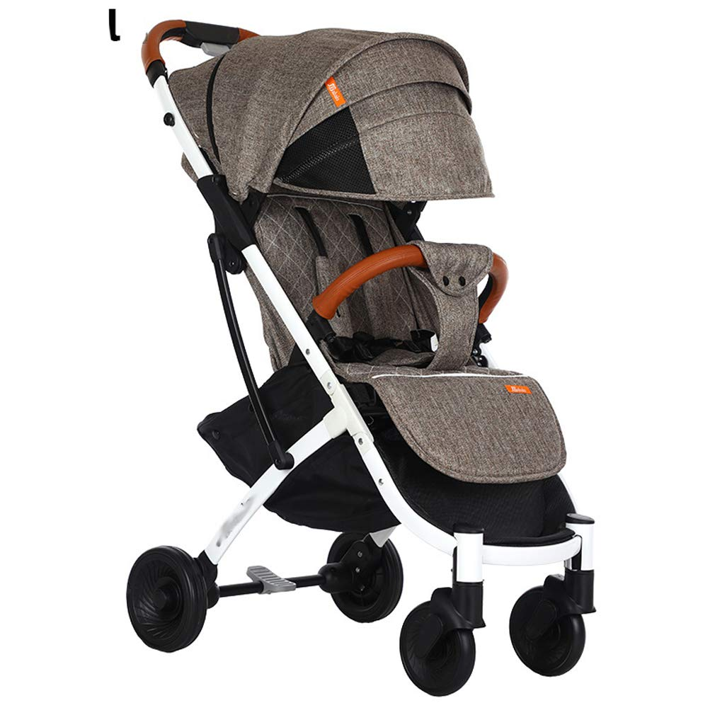 NaNa Baby Stroller delivery Folding can sit or Lie high Landscape Suitable 4 Seasons high Demand,14 by NaNa