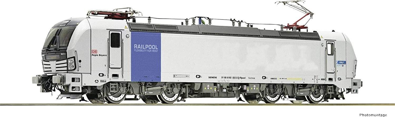 Roco H0 RO Elektrolok BR 193 der Railpool