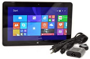 "Dell Venue 11 Pro Model T07G 10.8"" Core i3-4030Y 4GB 128 GB HDD Windows 8.1 pro"
