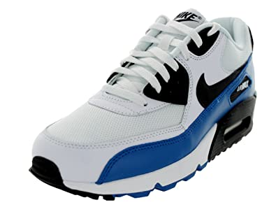 Nike Air Max 90 Essential (537384 - 114) White Size  6  Amazon.co.uk ... ed31463a8115