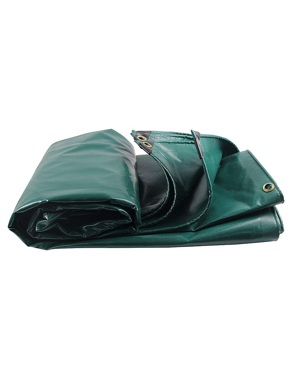più sconto KCoob Impermeabile da da da Campeggio Shelter Tenda da Esterno PVC Antipioggia Rivestito in plastica con Foro in Metallo Eye (Dimensione   4m4m)  risparmia fino al 70%