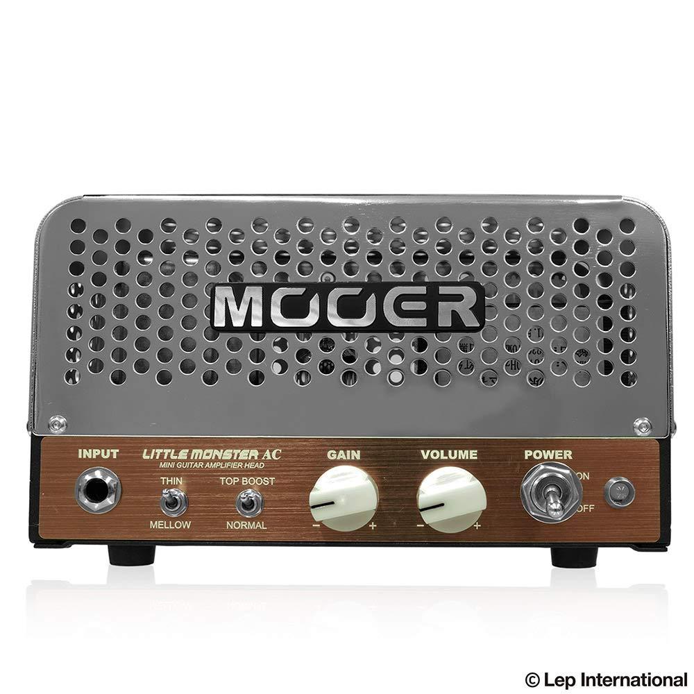 独特の素材 Mooer Little Little AC Monster Mooer AC ギターアンプヘッド B07J67KGNQ, NaNa-International:74c8fadb --- a0267596.xsph.ru