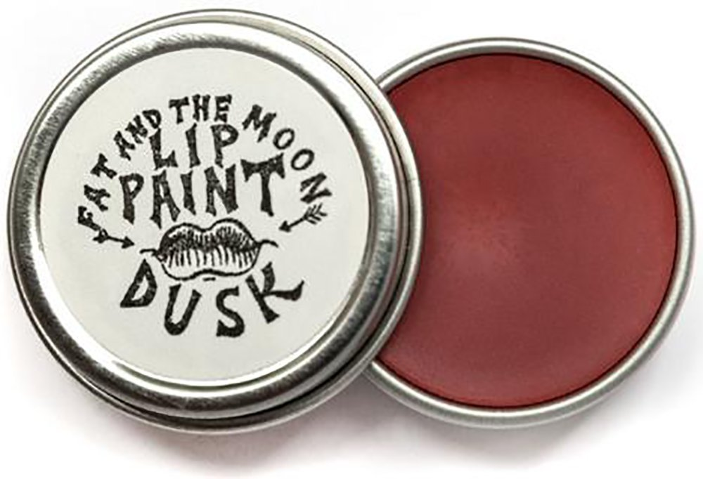 Fat and The Moon - All Natural/Organic Dusk Lip Paint (.25 oz) by Fat and the Moon
