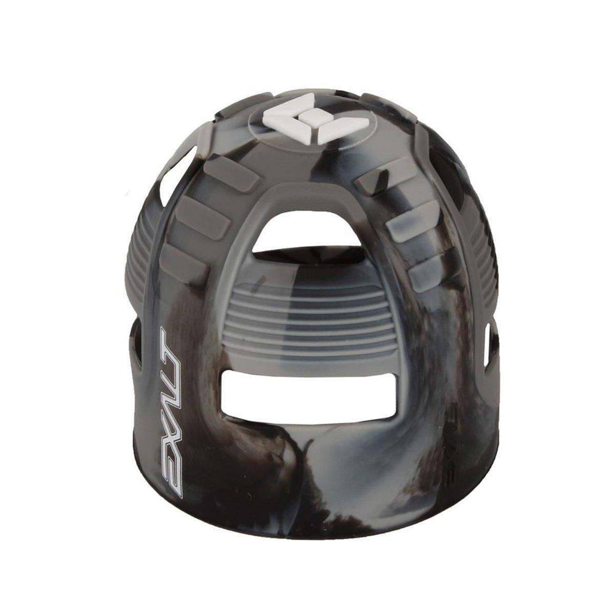 Exalt Paintball Tank Grip - 45-88ci - Charcoal Swirl by Exalt