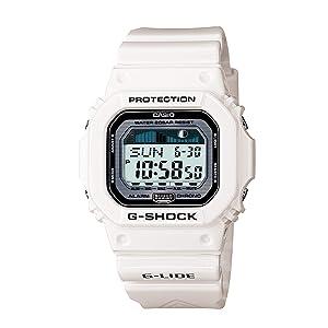 [カシオ] 腕時計 ジーショック G-LIDE GLX-5600-7JF ホワイト