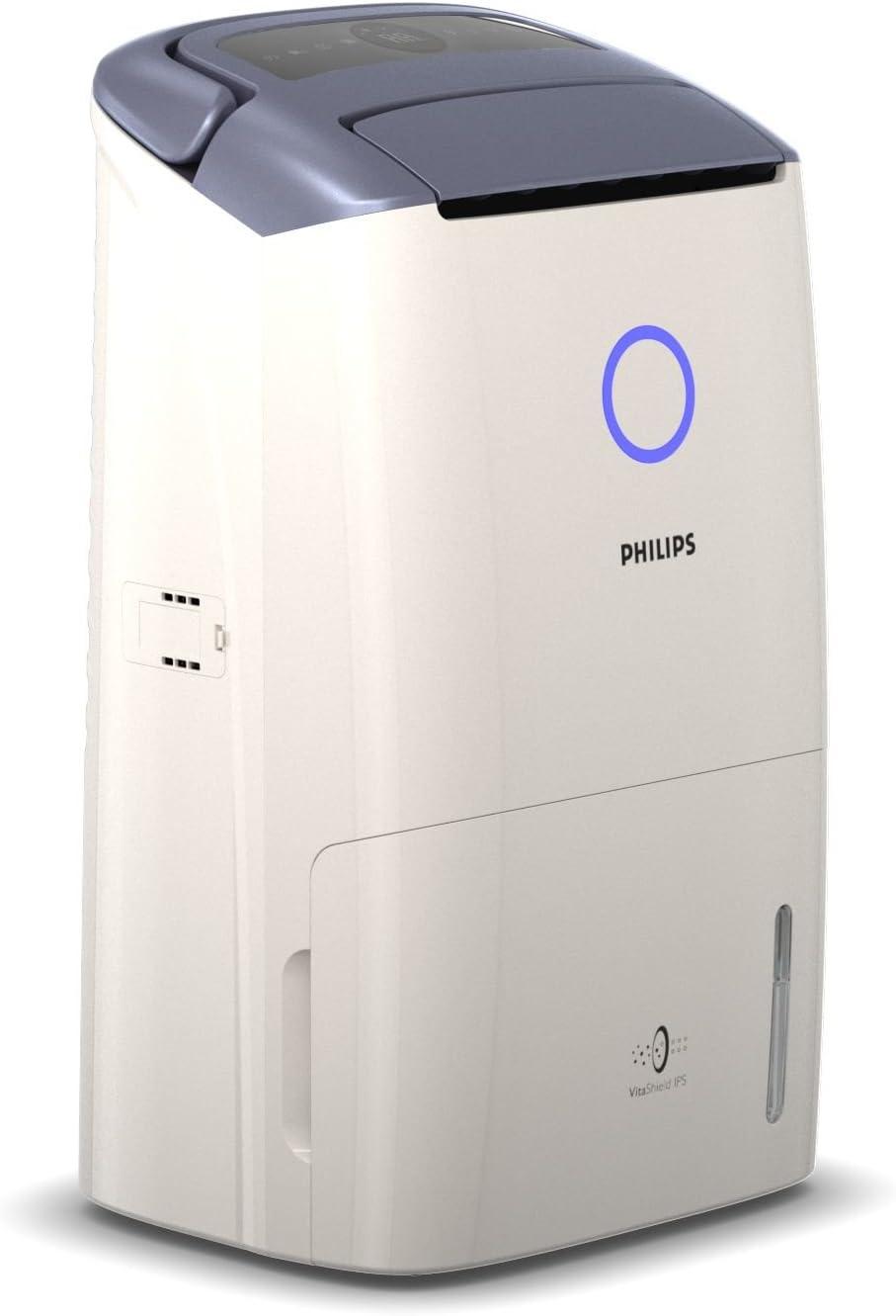 Philips 5000 series DE5206/80 - Purificador de aire (52,9 dB, 9 h ...