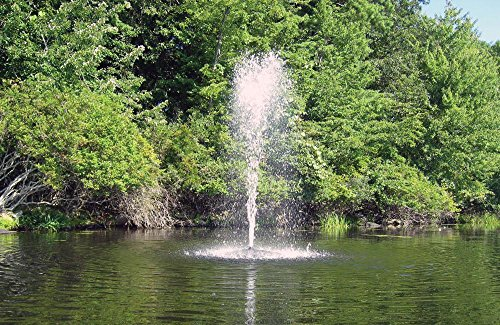 FLF 1/2, 3/4, 1 HP Floating Fountains