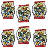 Yo-Kai Series 2 Medals - Six Blind Bags Bundle - 18 Random Medals