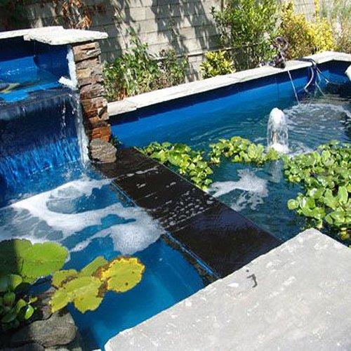 Pond Armor SKU-CBLUE-3GA Non-Toxic Pond Shield Epoxy Paint, 3-Gallon, Competition Blue by Pond Armor (Image #5)