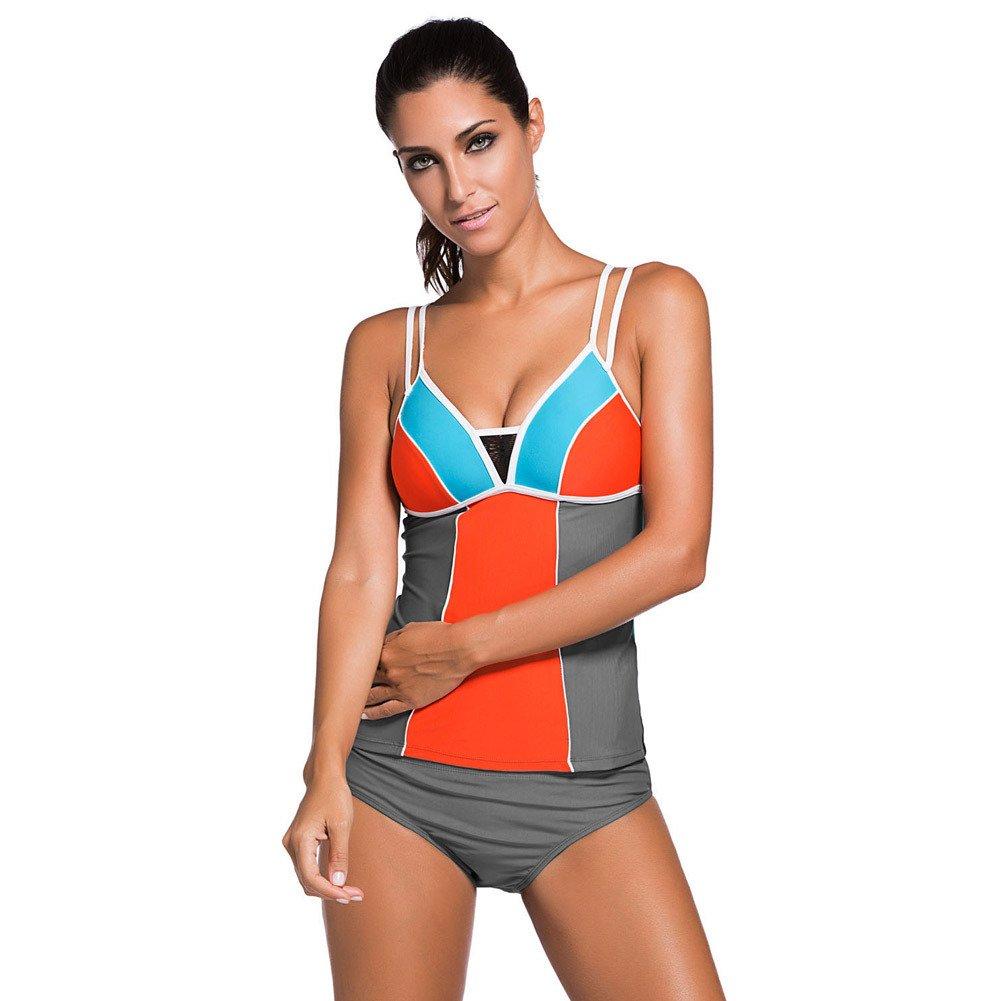 CU@EY Women's Stil Design Unique Bikini Badeanzug komfortable Stil neuartige Qualität gut für die Party Freizeit Urlaub Schwimmen Strand Ausübung oder andere Anlässe