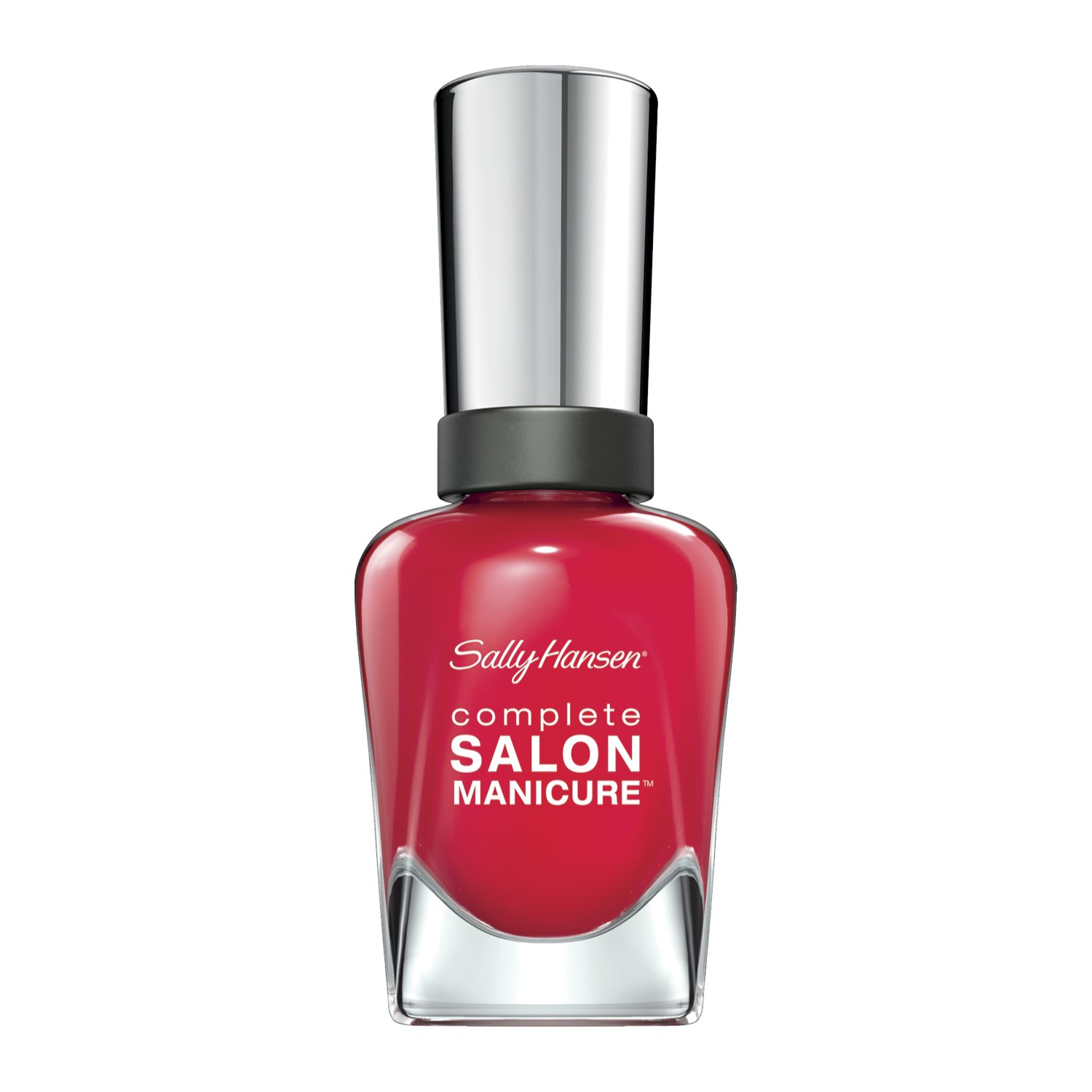 Sally Hansen Nail Polish, All Fired Up, 0.5 Ounce, Pack of 1