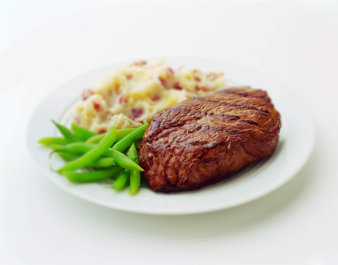 No Name Original Sirloin Steak Gift Package of Steaks | Family Pack of 8 6oz Steaks