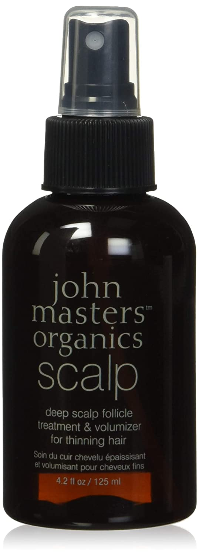 Tratamiento John Masters Organics profunda del cuero cabelludo ...