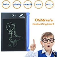 LCD Writing Tablet 8.5 Inch Electronic Drawing and Writing Board for Kids /& Adults Handwriting Paper Doodle Pad for School and Office Lioder SmartLife