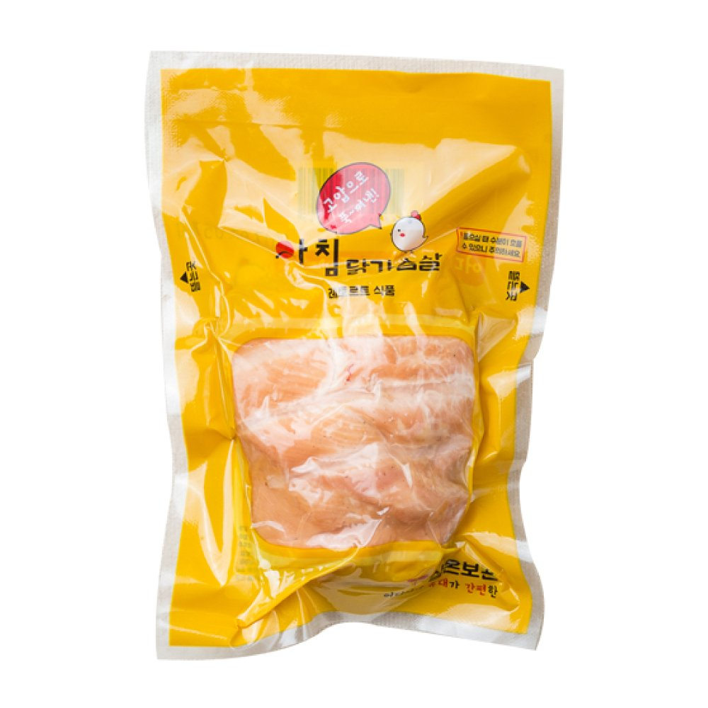 Achim Chicken Breast (Smoked) - Low Fat and Perfect as a Protein Supplement after Exercising, a Light Meal, 1 box 10 packs
