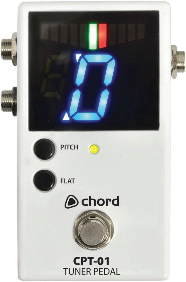 Chord - Pedal de afinación cromático, CPT-01