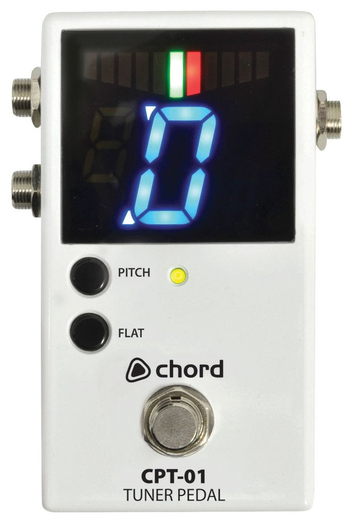 Chord Cpt-01 Accordeur chromatique à pédale