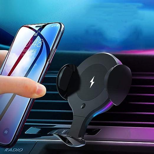 ZOUY Cargador Inalámbrico Rápido Wireless Charger Qi ...