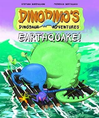 book cover of Earthquake!