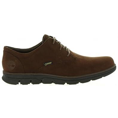 Barrett Pt, Chaussures Lacées Hommes, Marron (Dark Brown), 46 EUTimberland