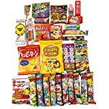 "Assorted Japanese Junk Food Snacks ""Dagashi"" 30pcs Ninjapo Package Sweets Candy"