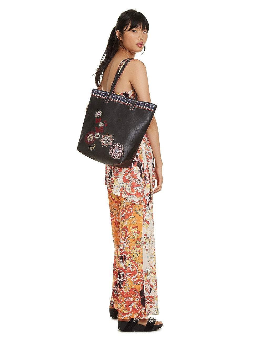 Desigual Bag Chandy Rio Zipper Women Shoppers y bolsos de hombro Mujer