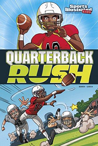 Quarterback Rush (Sports Illustrated Kids Graphic (Sports Fiction)
