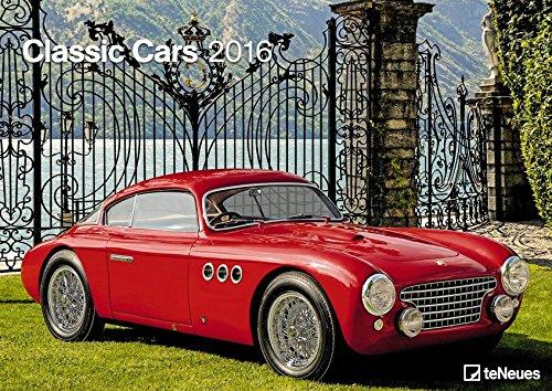 Classic Cars 2016 - Oldtimer-kalender, Posterkalender - 42 x 29,7 cm