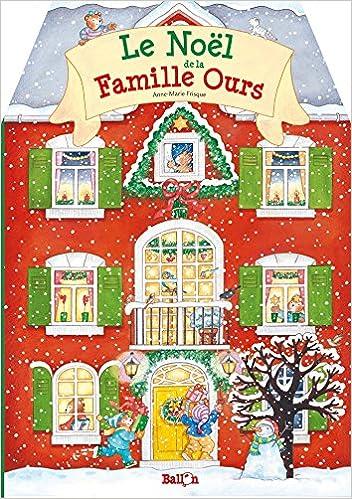 Livres gratuits LE NOEL DE LA FAMILLE OURS pdf