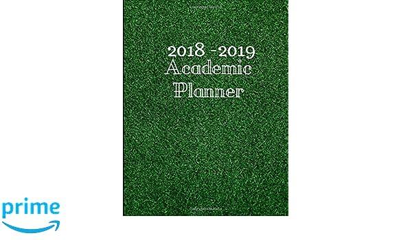 2018 2019 Academic Planner July 2018 September 2019 Back To