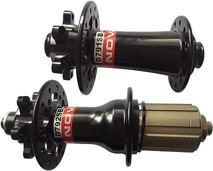 Novatec D791SB D792SB 24 28 32H MTB Mountain Bicycle Disc Brake Bike Hubs Set