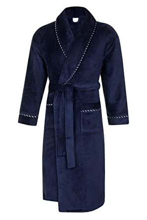 Best Deals Direct Mens Supersoft Dressing Gowns: Amazon.co.uk: Clothing