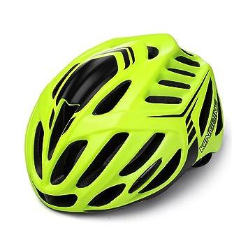LAIABOR Cascos Bicicleta Ajustable Multiuso Cascos Profesional Moda Bicicleta De Montaña Casco De Ciclismo,4