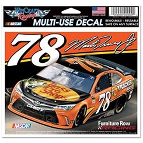 Martin Truex Jr. Official NASCAR 4.5